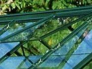Onderdeel SO083, Dakraam Popular 46 frame, groen gecoat